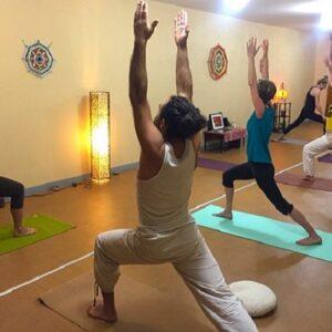 Carte 10 Séances de Yoga